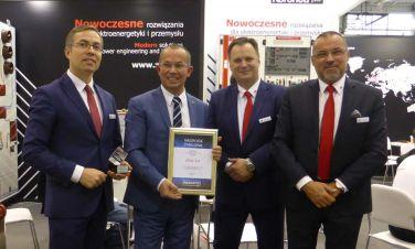 Nagroda targowa dla autoreklozera i olbrzymia frekwencja na Targach w Lublinie