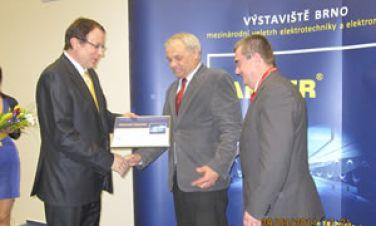 Rotoblok VCB – wyróżniony na Targach w Czechach