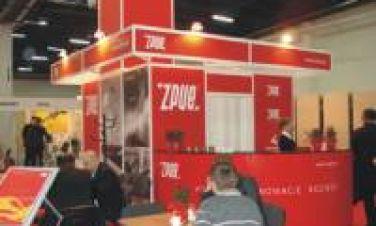 ZPUE S.A. na Targach ENEX 2010