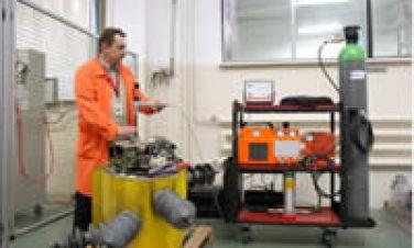 Stacja recyklingu gazu SF6 w ZPUE
