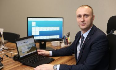 Nowoczesny system informatyczny SAP w ZPUE