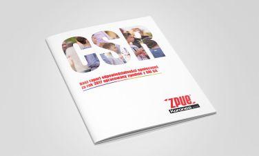 ZPUE opublikowało pierwszy Raport Społecznej Odpowiedzialności Biznesu