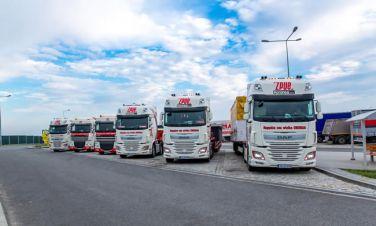 Tabor samochodowy ZPUE S.A. się powiększa, standardy dostaw idą w górę!