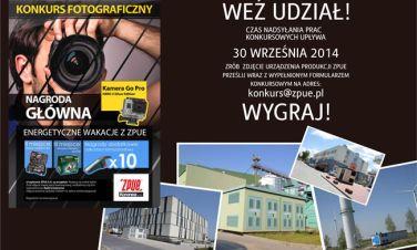 ZPUE S.A. przedłuża wakacyjny konkurs fotograficzny!