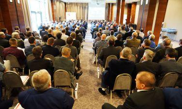 """I konferencja ZPUE S.A. z cyklu """"Innowacyjna i bezpieczna energetyka"""""""