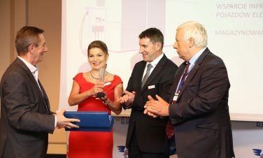 ZPUE z jubileuszową nagrodą ENERGETAB-u