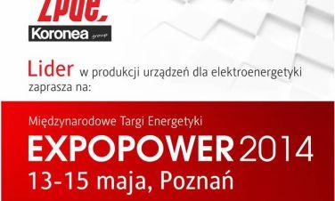 Zaproszenie na EXPOPOWER 2014