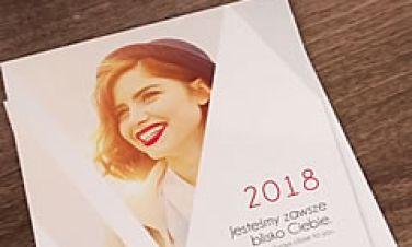 """""""Jesteśmy zawsze blisko Ciebie"""" - powstał jubileuszowy kalendarz ZPUE na 2018 rok"""