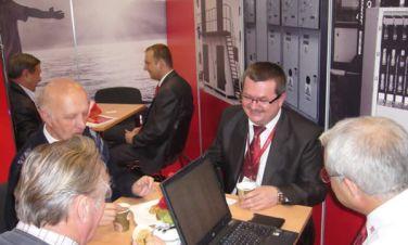 ZPUE S.A. po targach AMPER 2010 oraz Elcom Ukraine 2010
