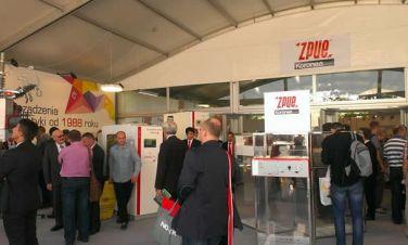 Pierwszy dzień targów Energetab w Bielsku Białej