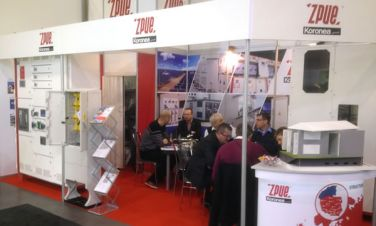 Grupa ZPUE na targach AMPER w Czechach