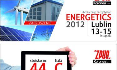 Energetics 2012 - Zaproszenie