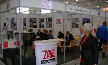ZPUE S.A. na Targach ENERGETICS 2013