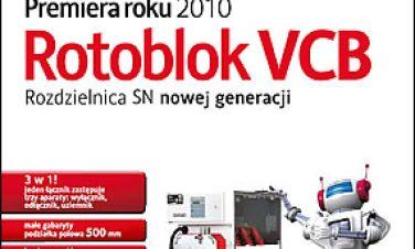 Trzy w jednym - Rotoblok VCB