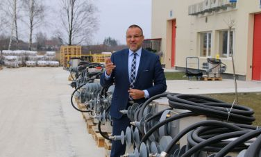 ZPUE S.A. dostawcą rozłączników napowietrznych SN z telesterowaniem dla Energa Operator S.A.
