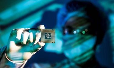 ZPUE zasila laboratorium R&D firmy Intel