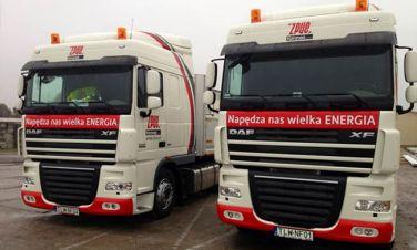 Zamówienie z dostawą! Nowe samochody ZPUE S.A. codziennie w trasie