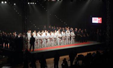 Niezwykle udane Mistrzostwa Europy Karate Kyokushin w Kielcach – ZPUE S.A. strategicznym sponsorem.
