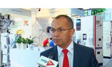 Wypowiedź prezesa Andrzeja Grzybka na targach EXPOPOWER 2015