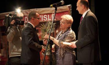 ZPUE S.A. laureatem nagrody Laur Świętokrzyski 2010