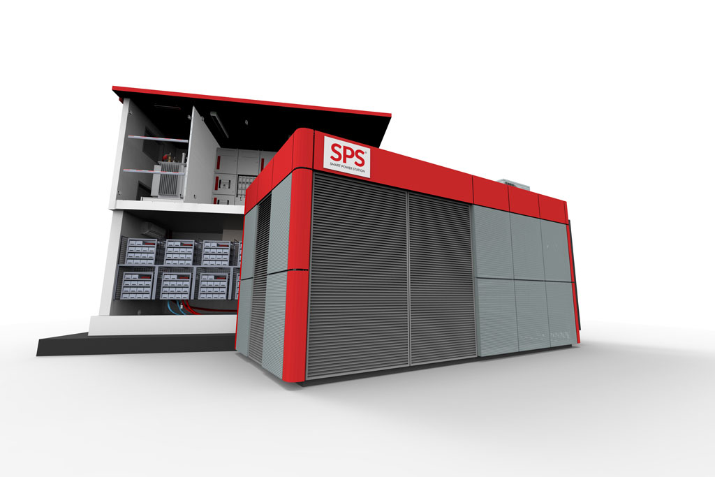 SPS - Smart Power Station